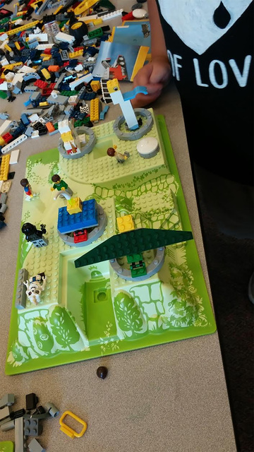 Approximaelty 70 residents attended the inaugural Pahrump Lego Club meeting, including at least 22 parents, at the library late last month. Organizer Ashley Hall said many parents showed interest ...