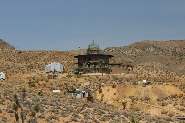Off Road Tires >> Hard Luck Mine Castle great off-the-grid experience ...