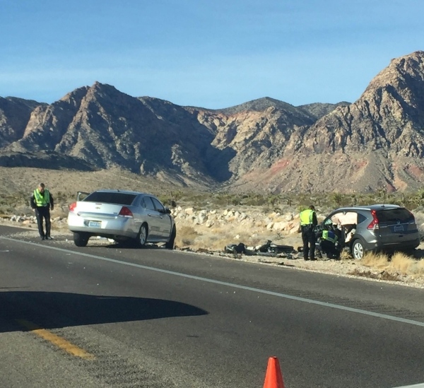 Ndot Awards 16 5m Contract For Sr 160 Widening Pahrump