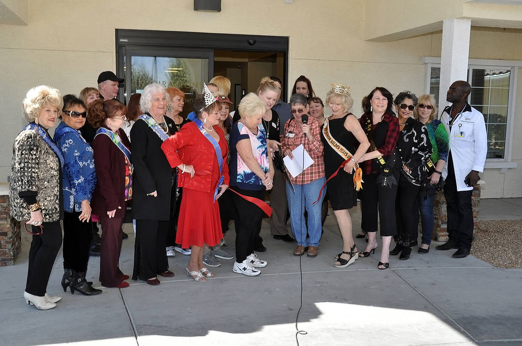 Officials at Inspirations Senior Living facility celebrated their one-year anniversary under a new management team. An official ribbon-cutting ceremony and open house was hosted Friday, March 3, a ...