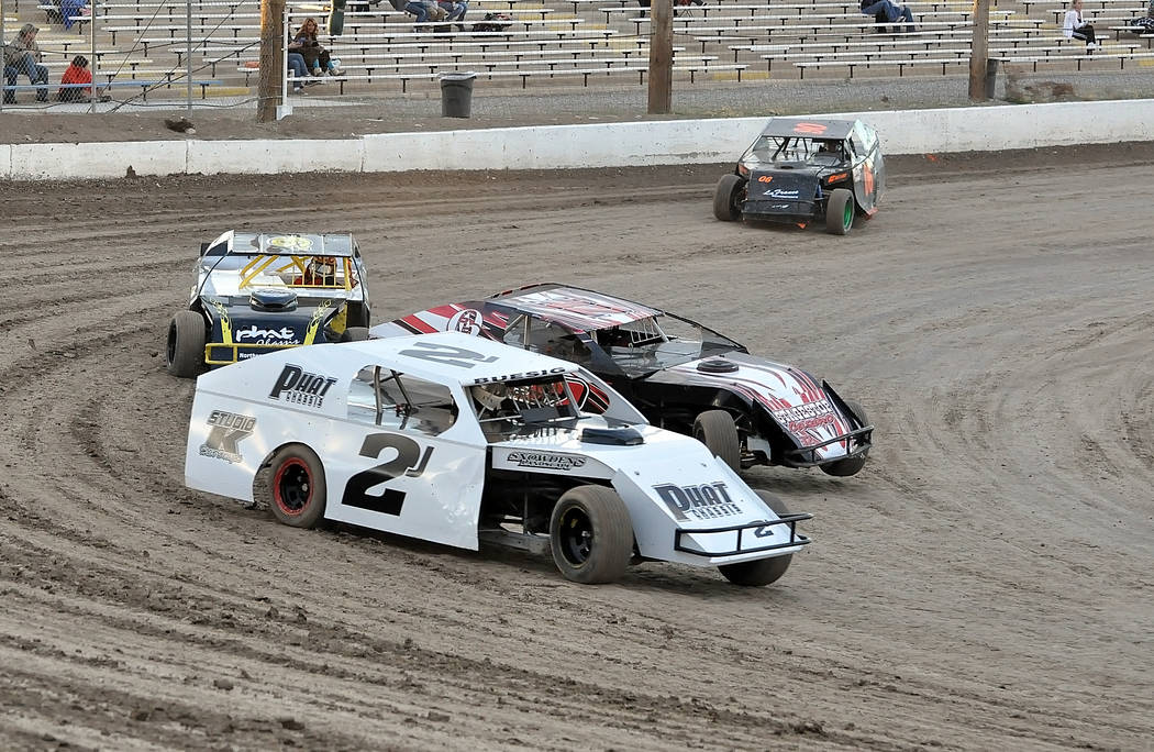 Las Vegas has its NASCAR coming to town but Pahrump will have the Stormin' Mormon Showdown this Saturday at 5 p.m. Horace Langford Jr. / Pahrump Valley Times