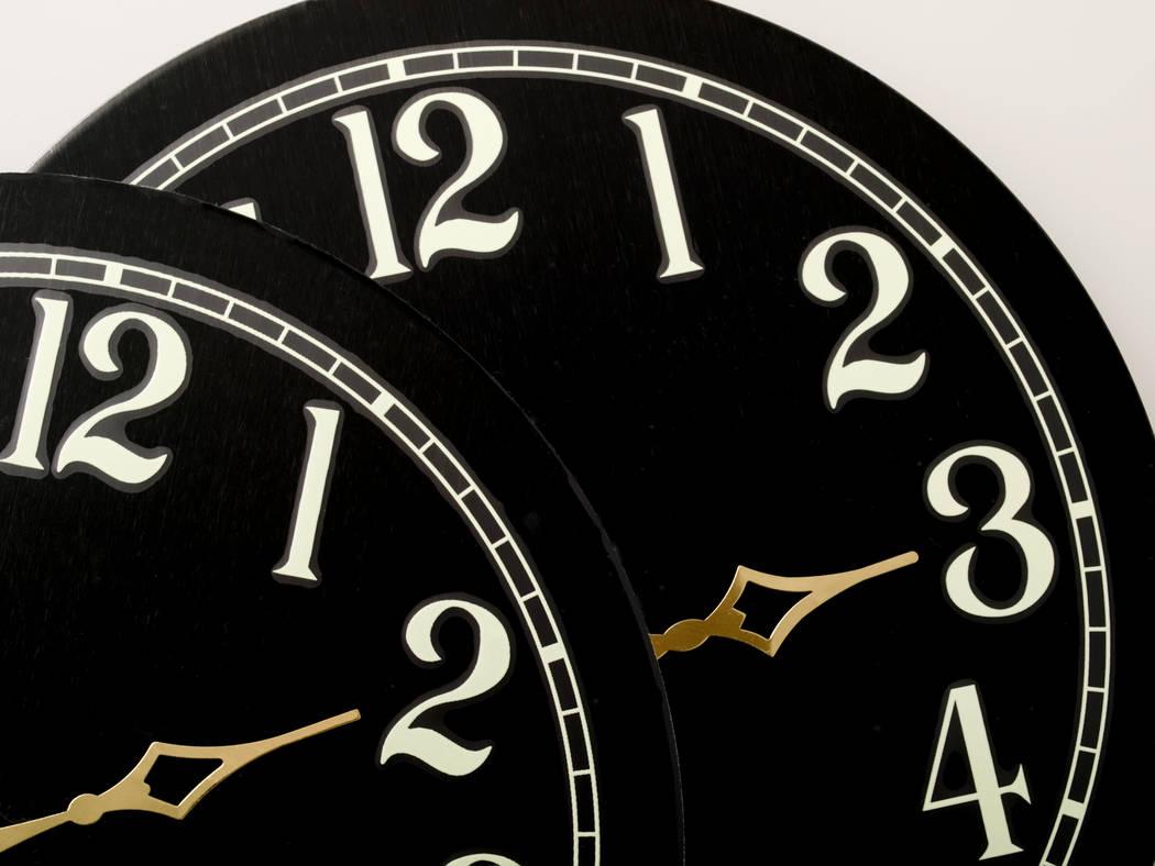 Weather: No rain in week ahead, move clocks forward Sunday