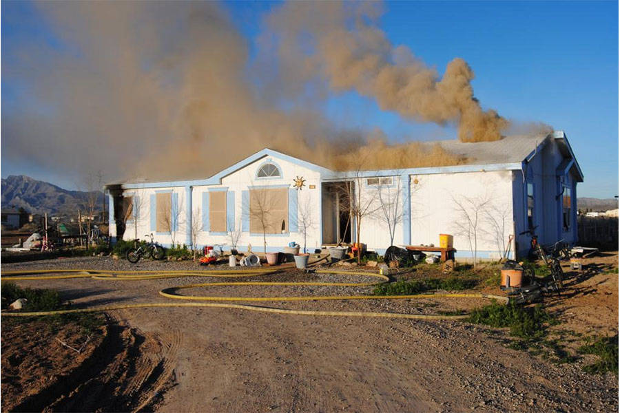The Nevada State Fire Marshal's office is investigating the cause of a structure fire on south Jewel Street last Wednesday morning. No injuries were reported, as all occupants were outside and a ...