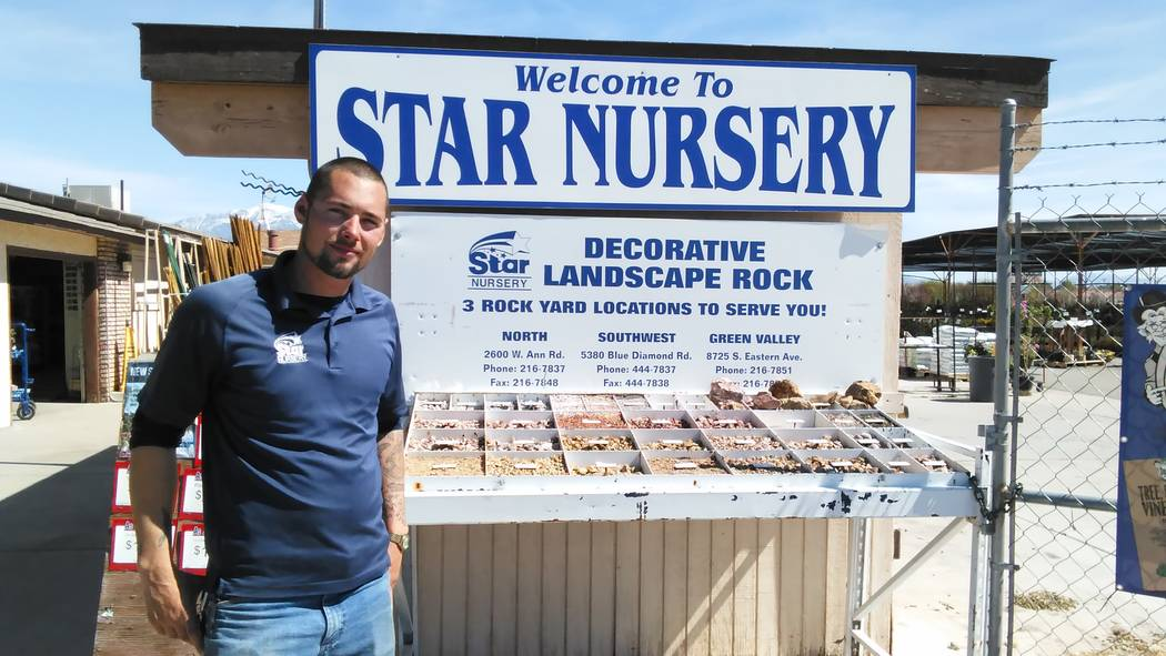 Star Nursery General Manager Alec Augustine is hosting a special Spring Garden Party on Saturday. The free, family-friendly event includes lunch from Grandpa's BBQ, a kids' garden club, raffle ...