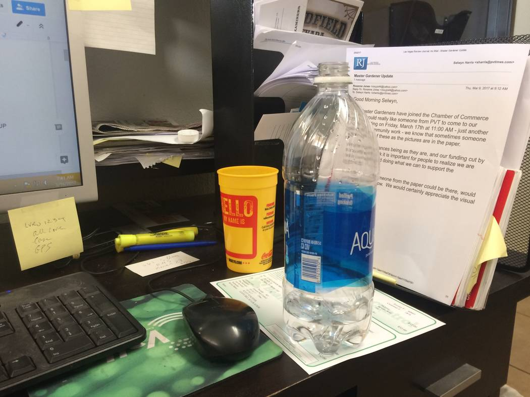 This week's villain for the Detox Detective is the plastic in water bottles that probably fuels your body during the day and could possibly be sitting on your desk at work at this moment. Specia ...