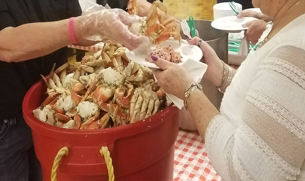 The CASA Crab Fest is sold out!