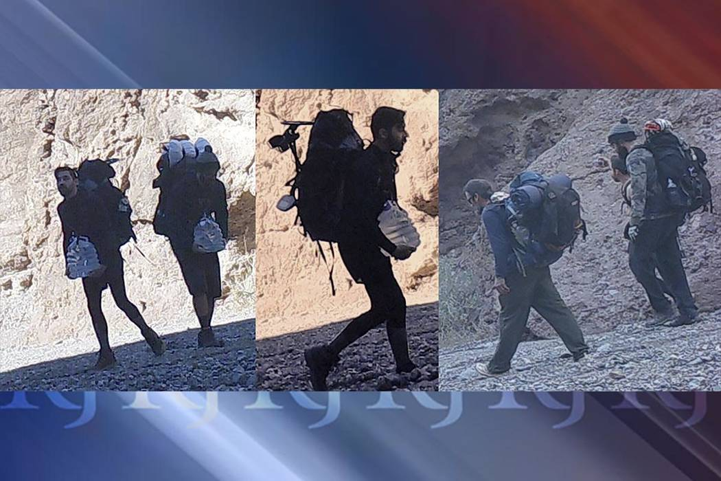 The National Parks Service's Investigative Branch wants the public's help to solve a fossil heist from Death Valley. National Park Service