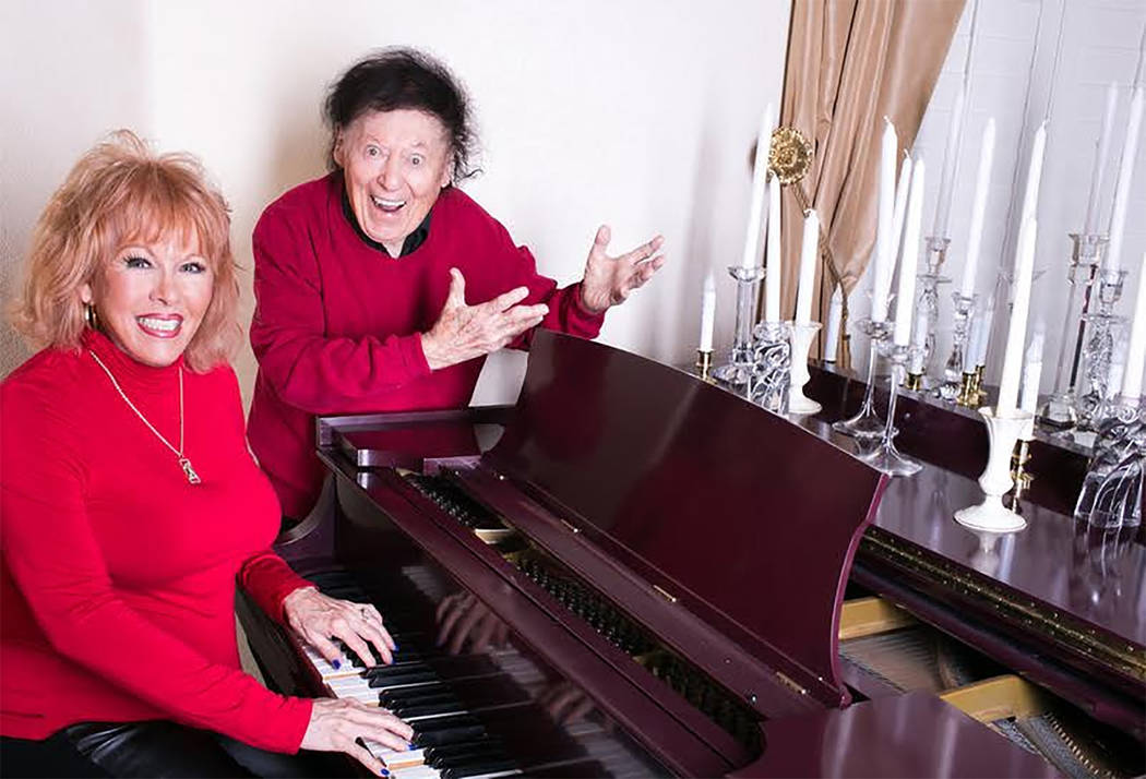 Comedy legend Marty Allen and wife Karon Kate Blackwell return to the Pahrump Nugget on Saturday. The duo will perform musical numbers and comedy sketches, along with a few suprises. Admission is  ...