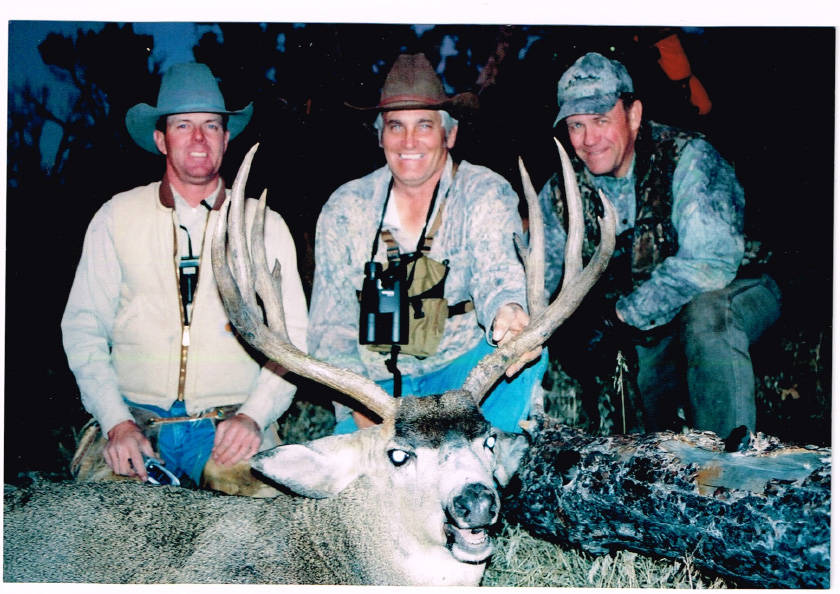Dan Simmons/Special to the Pahrump Valley Times The results of a well-planned hunt. Once you have an idea of regions with positive results and are familiar with the possible hunting units, talk wi ...