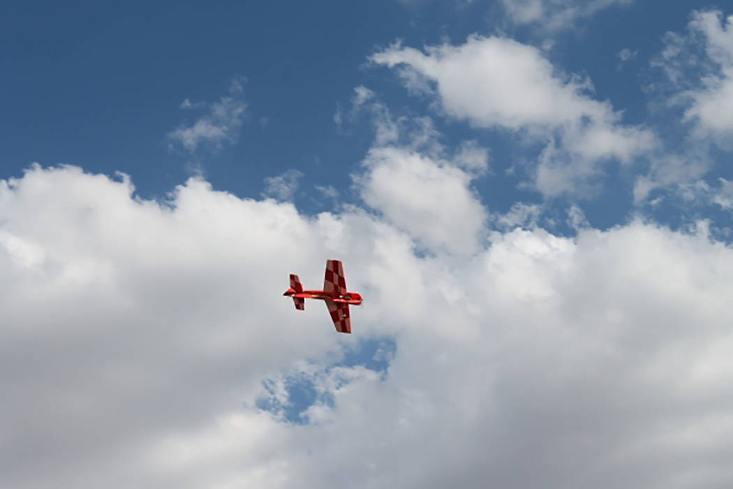 "Pahrump Valley Times/file photo The Pahrump Valley Aviators group is holding its ""Fun Fly"" from 9 a.m. to about 1 p.m. Saturday at Murphy Field. The free event seeks to help people learn model ..."