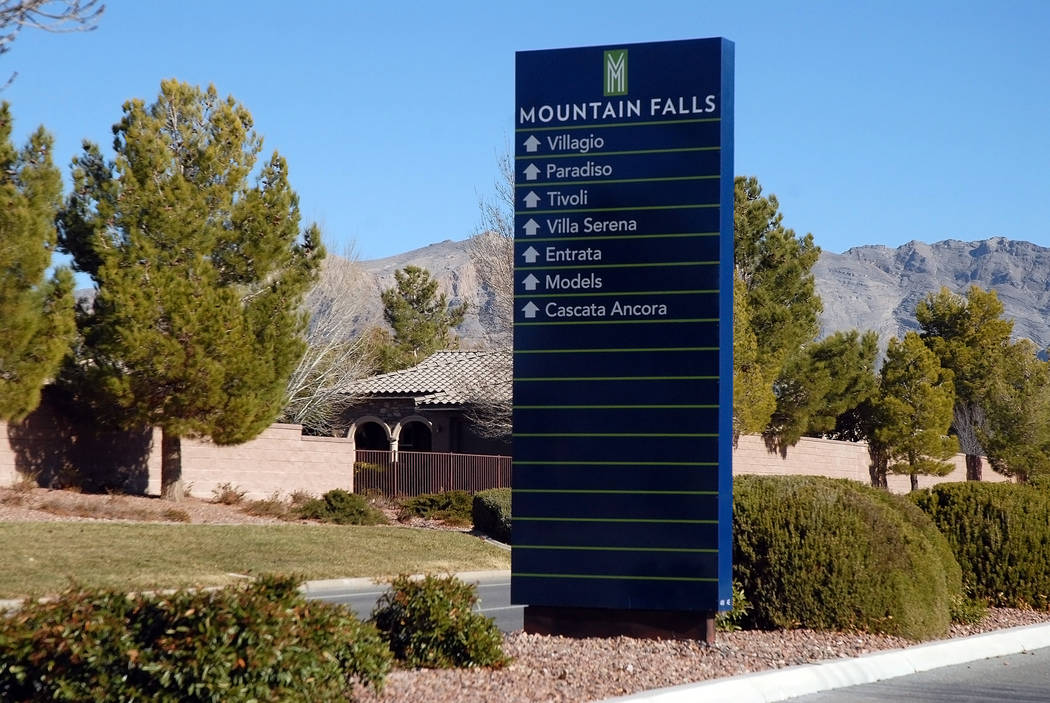 Horace Langford Jr. / Pahrump Valley Times The Pahrump Regional Planning Commission is expected to vote on a tentative map application