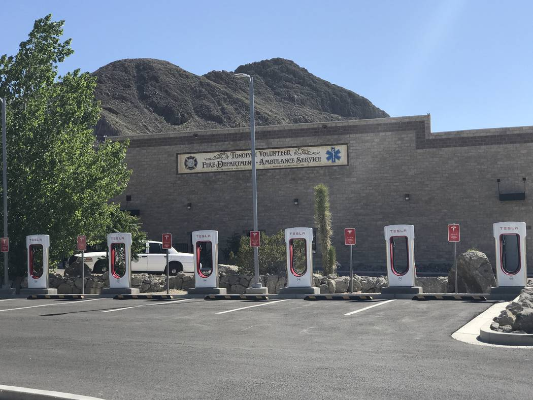 Special to the Pahrump Valley Times The abatement of asbestos and removal of hazardous materials at the former Pink Motel in Tonopah in 2003 is one of the examples of brownfield projects in Nye Co ...