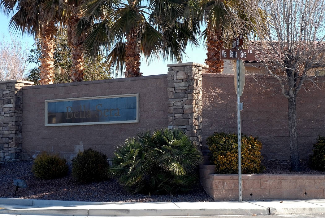 Horace Langford Jr. /Pahrump Valley Times Mountain Falls Planning Area 8 is set to receive 145 new residential lots after Pahrump Regional Planning Commission approved a tentative subdivision map  ...