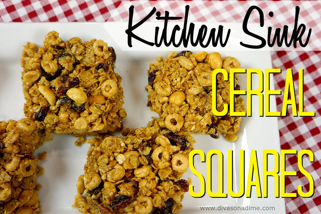 Patti Diamond/Special to the Pahrump Valley Times Columnist Patti Diamond writes that with this recipe, we can outsmart the cereal fairy. She adds that you can make it as healthy as you wish with  ...