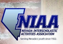 Nevada Interscholastic Activities Association A logo for the Nevada Interscholastic Activities Association. The two rule changes will affect soccer and golf.