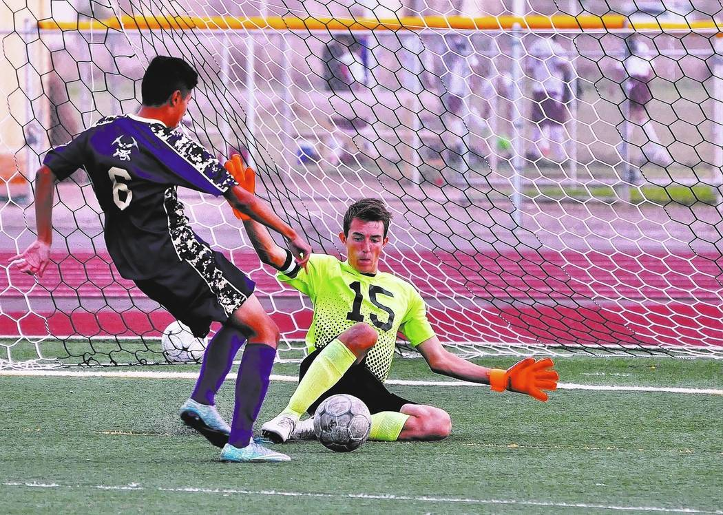 Horace Langford Jr./Pahrump Valley Times file The Nevada Interscholastic Activities Association has put a soccer mercy rule into place. The rule involves ending a game at the sixtieth 60th minute  ...