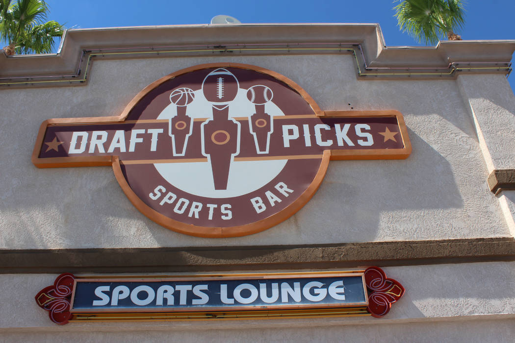 Jeffrey Meehan/Pahrump Valley Times  Grand opening celebrations are planned at Draft Picks on July 1, as video poker returns to the well-known hang out. A ribbon-cutting celebration is planned for ...