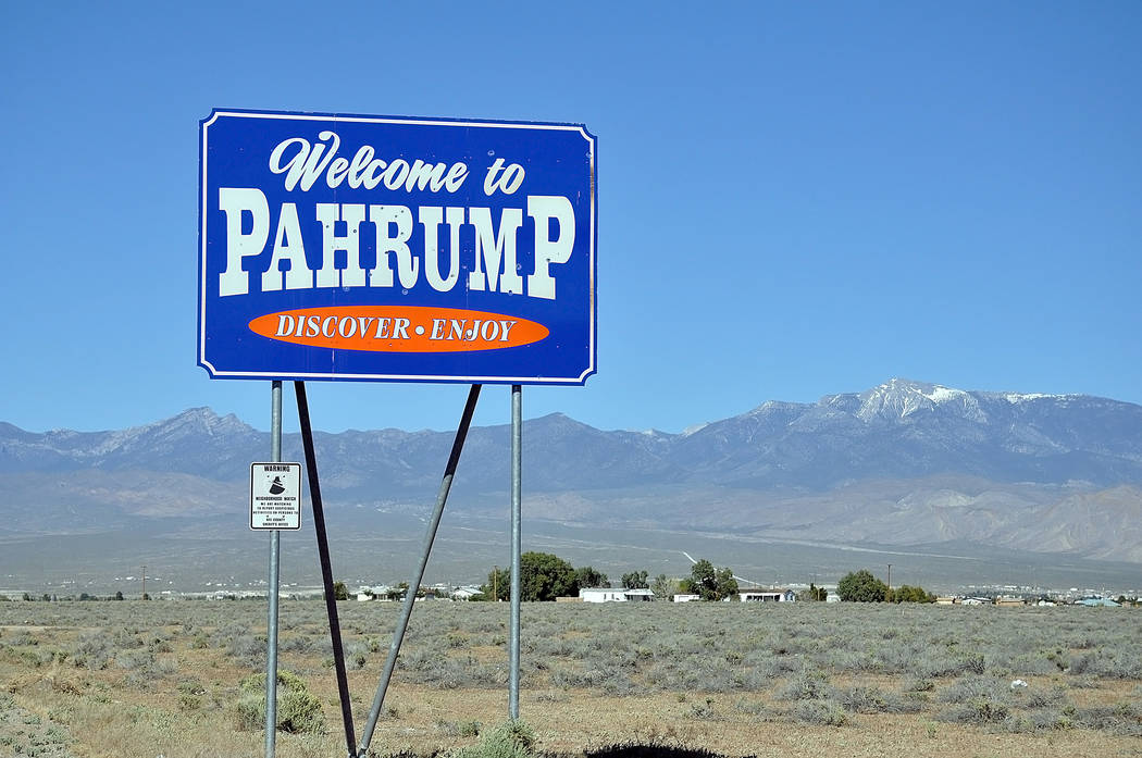 Horace Langford Jr./Pahrump Valley Times  Pahrump officials plan to capture feedback from tourists visiting the town through a survey - the latest initiative in the town's tourism marketing effort ...