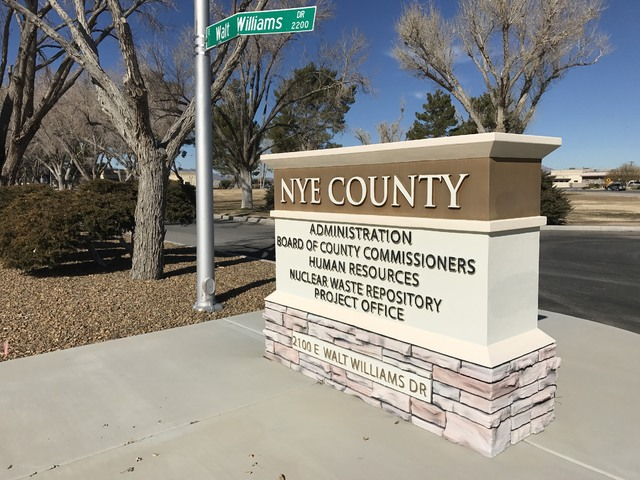 Pahrump Valley Times Valley Communications Association, Inc. finished fiber-optic communications installation at the Nye County offices earlier this year.
