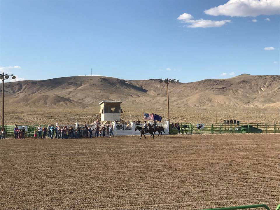 Kat Galli/Town of Tonopah The Smackdown Bull Riding and ATV Rodeo came to Tonopah July 14-16. The 2017 event had an additional day of rodeo fun during its third year in town.