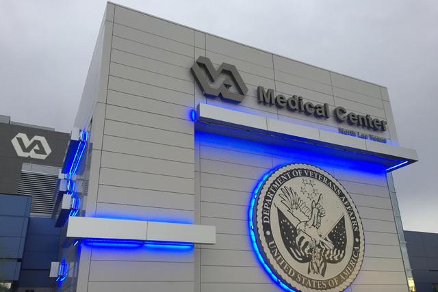 Keith Rogers/Las Vegas Review-Journal A North Las Vegas VA Medical Center, as seen Oct. 5, 2015. The VA Choice fix, providing $2.1 billion in emergency funding, was sponsored by U.S. Sen. Dean Hel ...