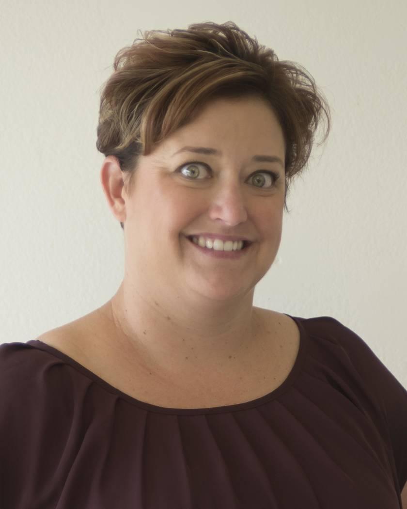 Melinda Jeffrey, new assistant principal of Amargosa and Beatty schools.