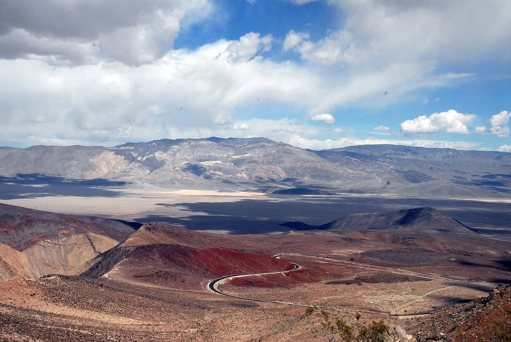 Death Valley National Park. Horace Langford Jr./Pahrump Valley Times
