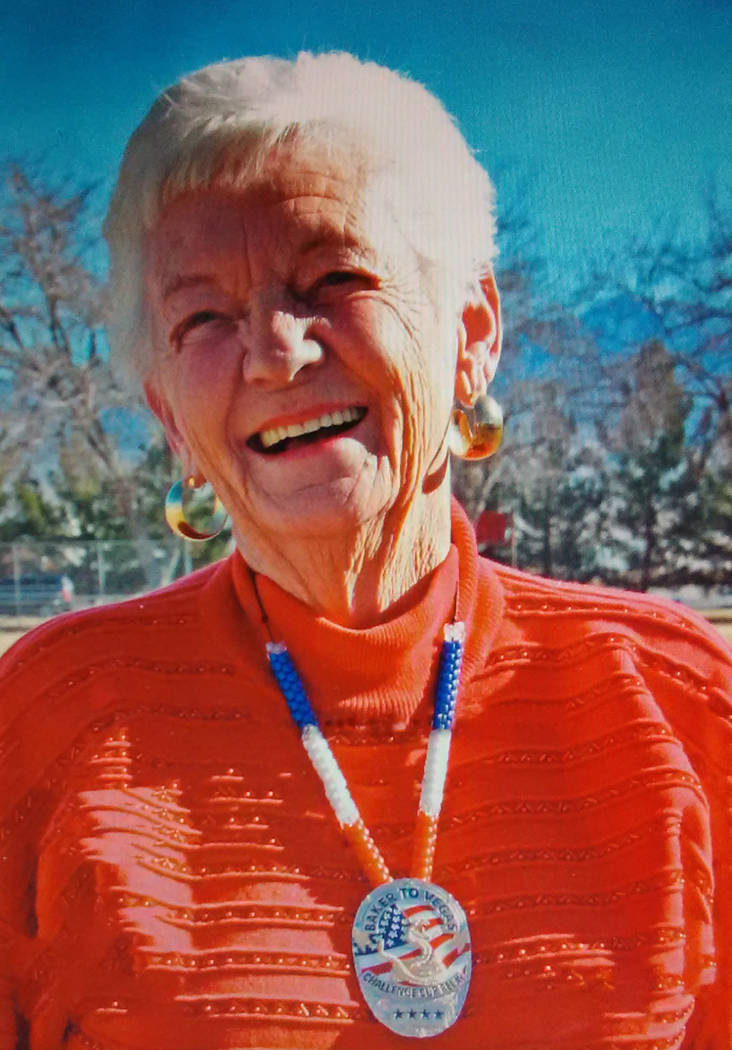 Special to the Pahrump Valley Times Longtime active community member Alice Eychaner is moving on to Tennessee later this month, due to health issues. The Pahrump Moose Lodge is hosting a farewell  ...
