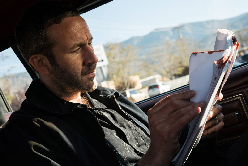 """Chris O'Dowd stars in the Epix series """"Get Shorty."""" (Epix)"""