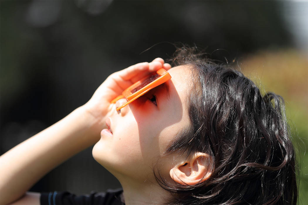 Thinkstock On the issue safety, meteorologist Kevin Janison stressed residents need to exercise extreme caution while viewing the eclipse. The eclipse is expected last roughly 2 minutes and 40 sec ...