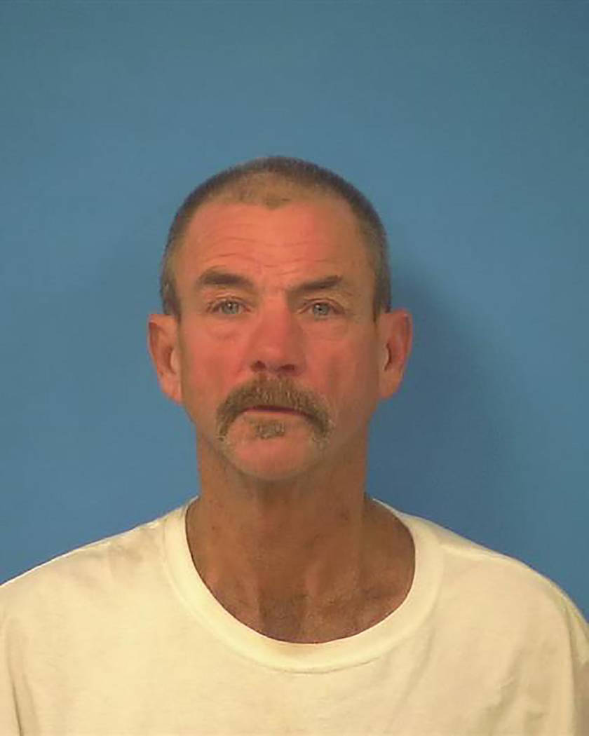 Special to the Pahrump Valley Times Robert Lynn, an inmate at the Nye County Detention Center, died of an apparent self-inflicted injury on Thursday Aug. 10. The Nye County Sheriff's Office and  ...