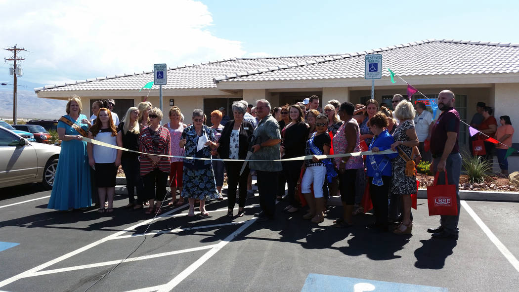 Lisa Bond Real Estate More than 200 joined Lisa Bond and her team for a five-hour open house event and ribbon cutting on Aug. 24. The real estate company is located at 3130 S. Highway 160, just ea ...