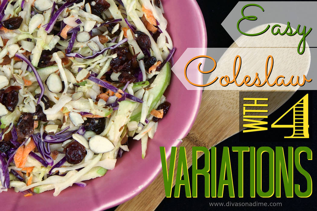 Patti Diamond/Special to Pahrump Valley  Columnist Patti Diamond writes that her refrigerator usually has some variation of cabbage-based slaw at any time.