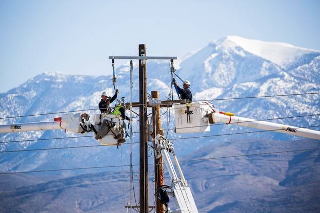 Special to the Pahrump Valley Times Lightning fast fiber-optic communications will soon come to remote areas of Nevada, thanks to a partnership between Switch, Valley Communications Association an ...