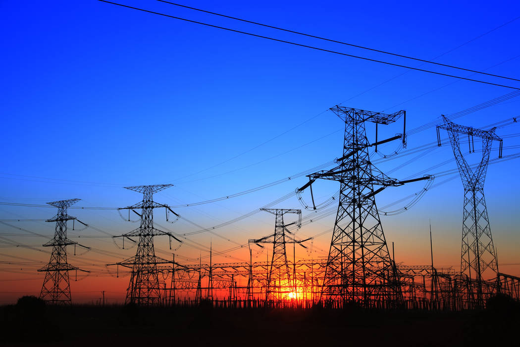 Thinkstock  The silhouette of the evening electricity transmission pylon. When attempting to picture what the electric grid of the future will look like, researchers have wondered how efficient it ...