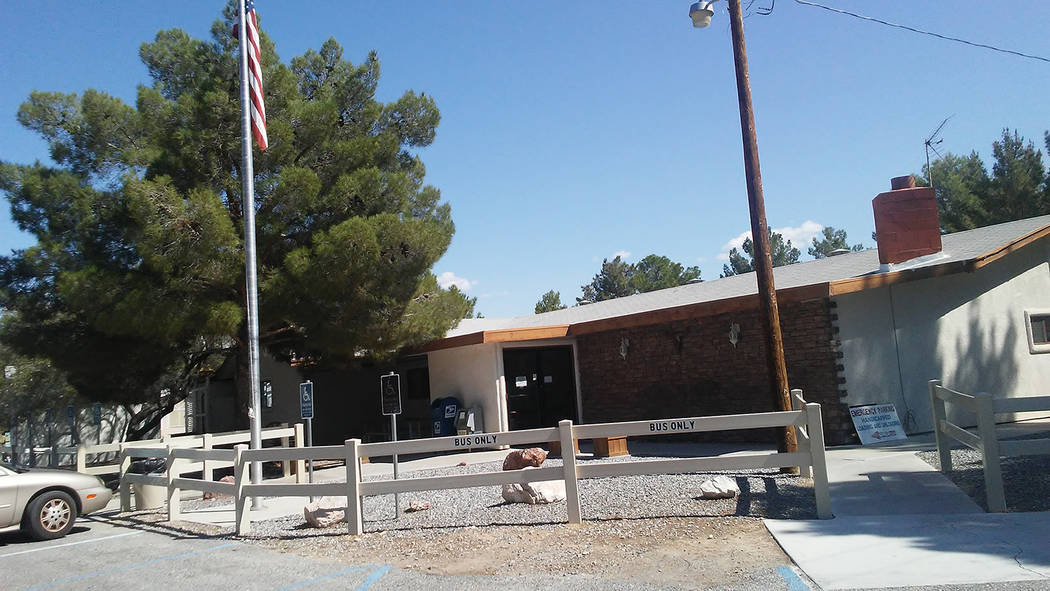 Selwyn Harris/Pahrump Valley Times Officials from Easter Seals Nevada will arrive at the Pahrump Senior Center today with a truckload of assisted living supplies for area seniors. The items will b ...