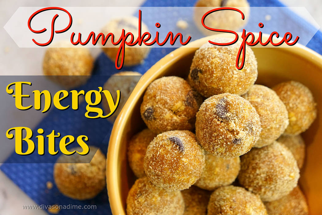 Patti Diamond/Special to the Pahrump Valley Times If fall was a flavor it's got to be pumpkin, right? It's the first pumpkin recipe of the season.