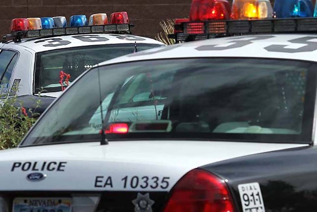 Las Vegas Review-Journal The Las Vegas Metropolitan Police Department is investigating the case.