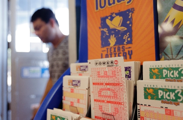 California Lottery numbers