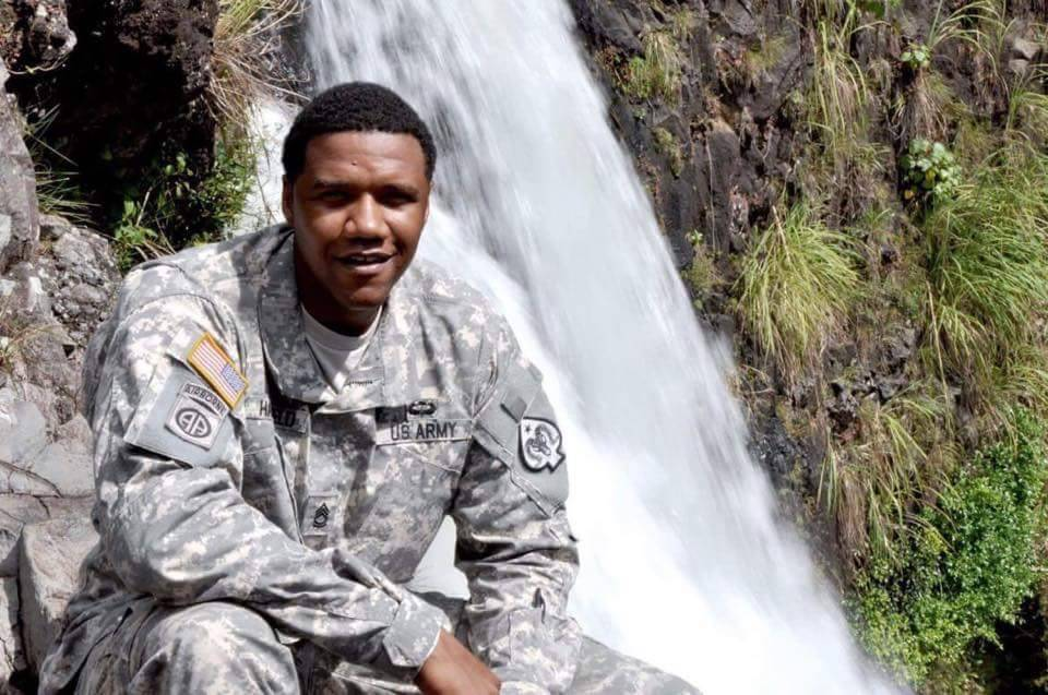 Special to the Pahrump Valley Times  National Youth Sports coach Charleston Hartfield was a member of the Nevada National Guard and an off-duty Metro Police officer when he was killed at the Route ...