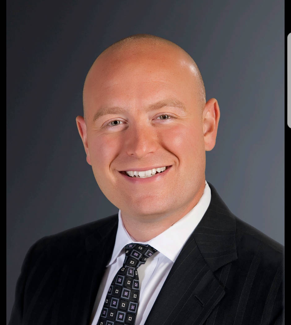 Special to the Pahrump Valley Times Brian Formisano, Wells Fargo Nevada Southern Region president