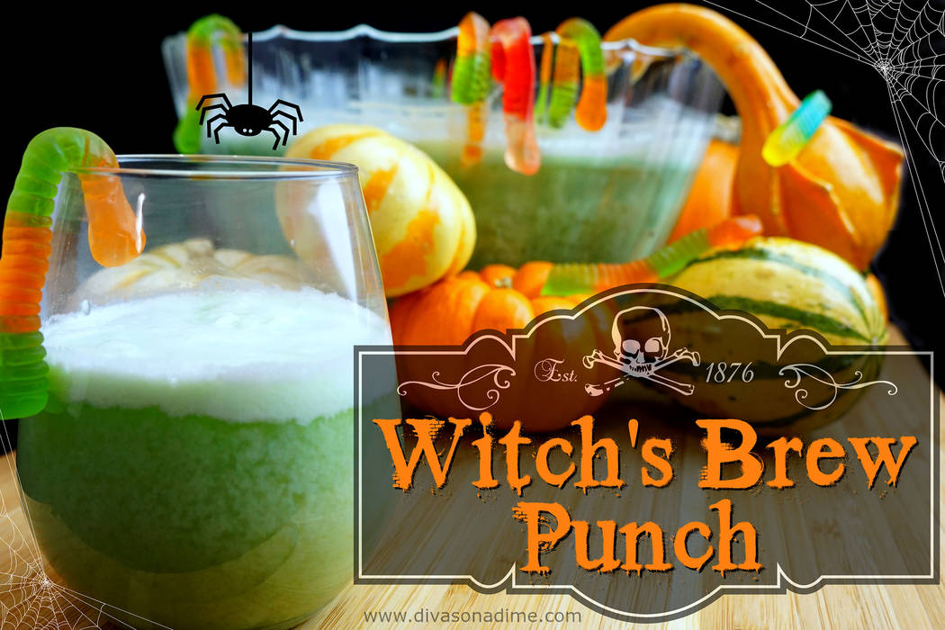 Patti Diamond/Special to the Pahrump Valley Times For Halloween, here's a classic recipe that's been around forever, columnist Patti Diamond writes.