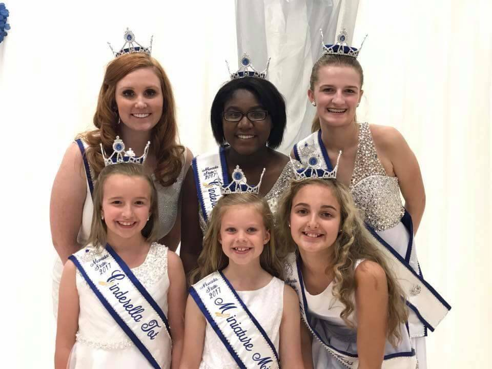 Special to the Pahrump Valley Times Several top winners, across several categories, of the Nevada Cinderella Girl Scholarship Pageant won thousands of dollars in prizes earlier this year. One of t ...