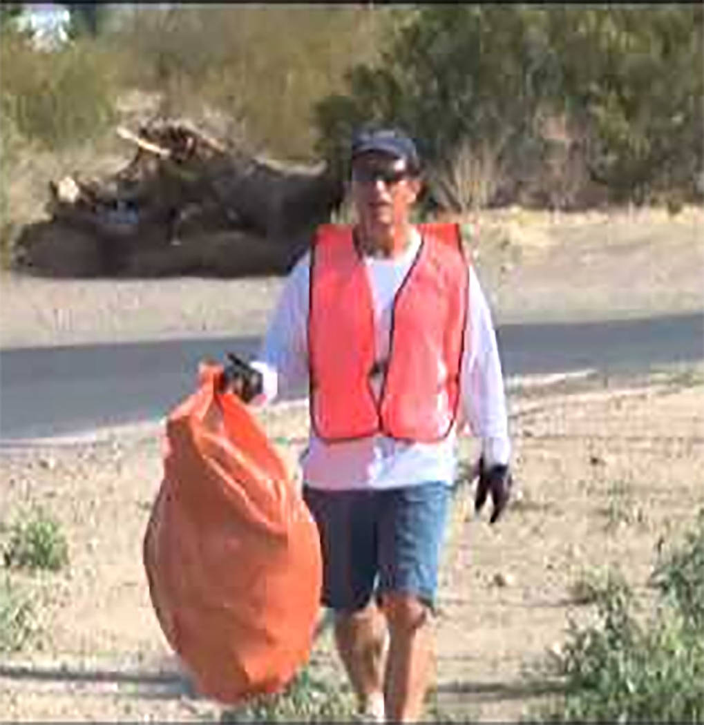 Special to the Pahrump Valley Times Everything from gloves to heavy duty trash bags will be supplied courtesy of NyE Communities Coalition for Saturday's annual town clean-up. following the event  ...
