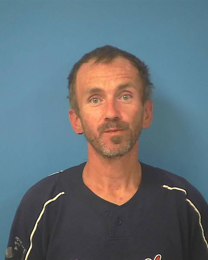 Special to the Pahrump Valley Times  Nye County Sheriff's deputies arrested Jamie Foster, 42, of Pahrump, after an eyewitness reported seeing two people moving items from a building located on a ...