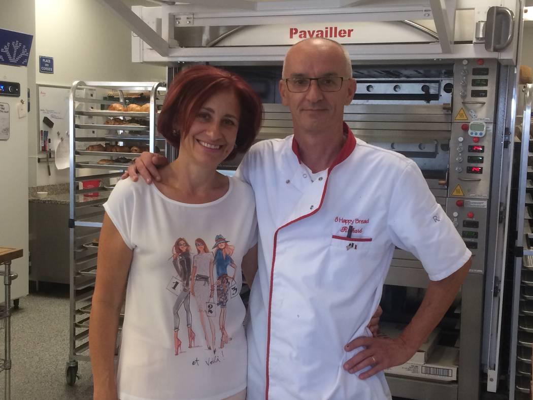 Business profile: Richard and Eliette Candillier