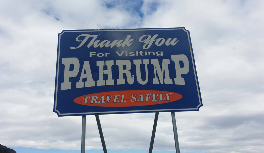David Jacobs/Pahrump Valley Times file photo Visitors and locals have multiple entertainment opportunities in Pahrump