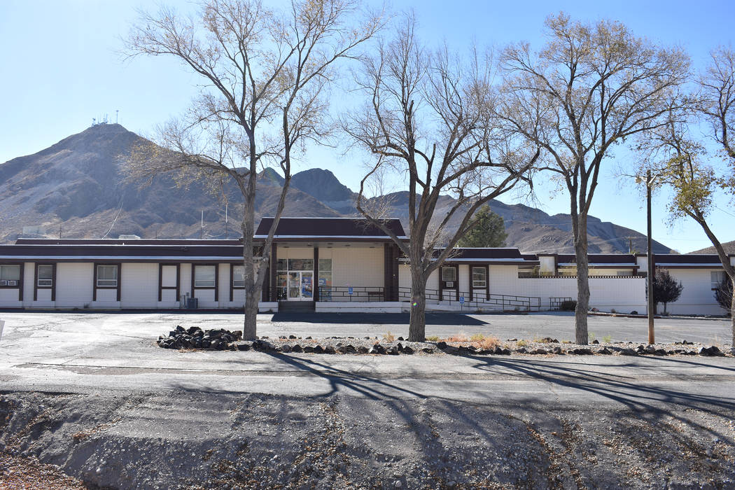 Daria Sokolova/Pahrump Valley Times The Nye Regional Medical Center in Tonopah closed its doors in August 2015 due to the grim financial situation. Since then, Reno-based Renown has started provid ...