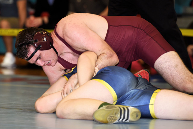 Jeremy Albertson, seen at Western High School at the Class 3A Southern Regional championship was the only medal winner, finishing in fourth place at state for the Trojans. This year the Trojans se ...