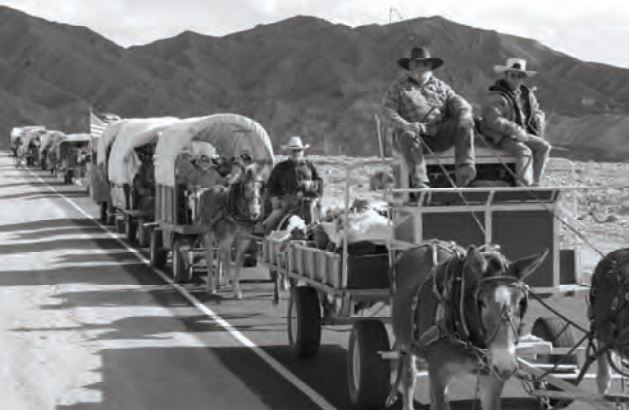All can enjoy upcoming special events at Death Valley National Park like the Death Valley '49ers Encampment, which takes place Nov. 9-13.   Special to the Pahrump Valley Times